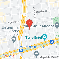 Map CARRERA