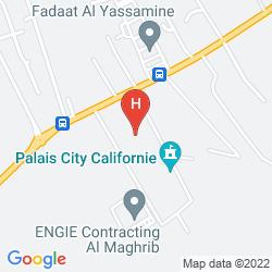 Map GITE NADIA