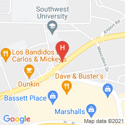 Map QUALITY INN & SUITES