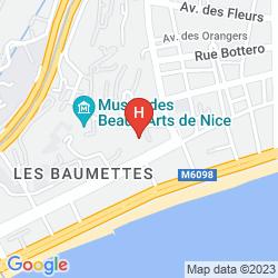 Map DANEMARK