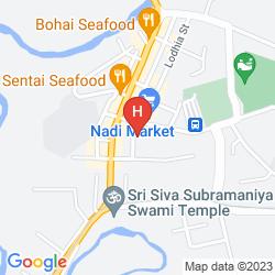 Map TANOA SKYLODGE