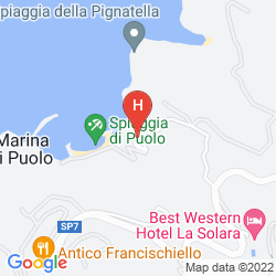 Map BAIA DI PUOLO