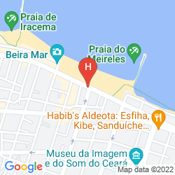 Map FLAT CLASSIC HOTELARIA