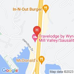 Map TRAVELODGE