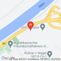 Map ATTACHÉ RAUNHEIM