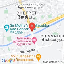Map HARRISONS