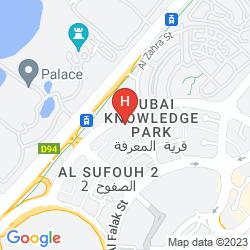 Map TULIP INN FZ LLC