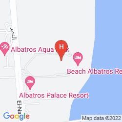 Map ALBATROS RESORT