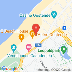 Map HOTEL SERGE