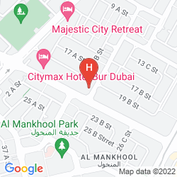 Map WEST ZONE PLAZA HOTEL APARTMENT