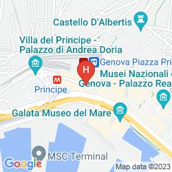 Map GALATA