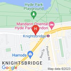 Map 159 KNIGHTSBRIDGE