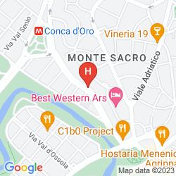 Map ANIENE