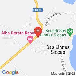 Map LE QUATTRO LUNE