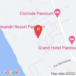 Map OLEANDRI RESORT