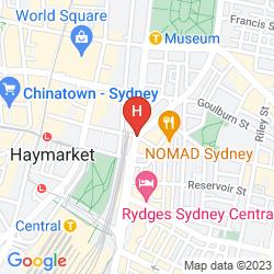 Map VERIU CENTRAL