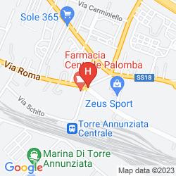 Map GRILLO VERDE