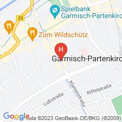 Map ZUGSPITZE