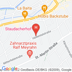 Map STAUDACHERHOF