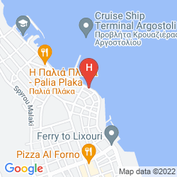 Map MIRAMARE