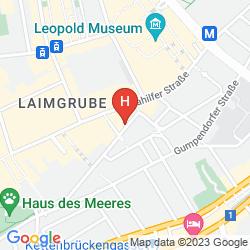 Map PENSION QUISISANA