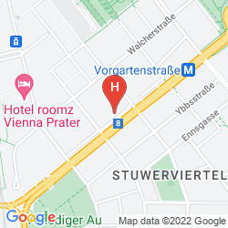 Map IBIS WIEN MESSE