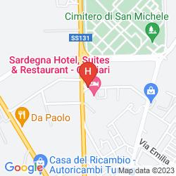 Map SARDEGNA