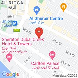 Map ZAIN INTERNATIONAL