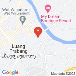 Map VILLA MAYDOU