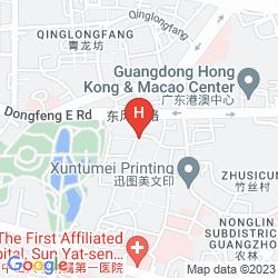 Map GARDFORD INTERNATIONAL HOTEL