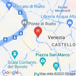 Map ALLA FAVA
