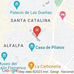 Map PALACIO DE VILLAPANES