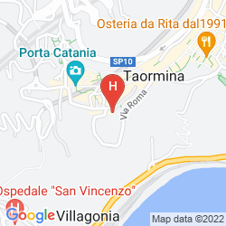 Map SAN DOMENICO PALACE