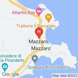 Map VILLA BIANCA RESORT