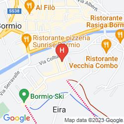 Map LA GENZIANELLA