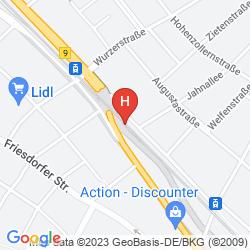 Map AMBASSADOR