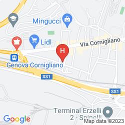 Map SERAFINO