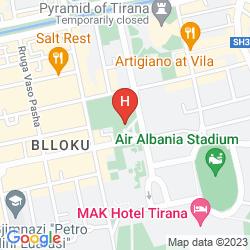 Map XHEKO IMPERIAL