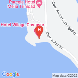 Map CLUB AMIGO ANCÓN