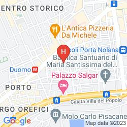 Map B&B ASTRA