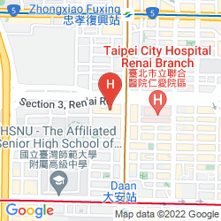 Map HOWARD PLAZA