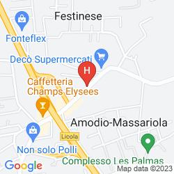Map LA FAYETTE
