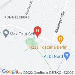 Map PENSION MAXIMUM