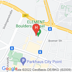 Map DEUTSCHER HOF
