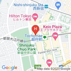 Map CENTURY HYATT