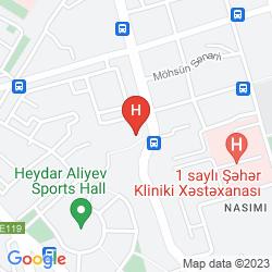 Map HAPPY INN
