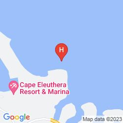 Map CAPE ELEUTHERA RESORT & YACHT