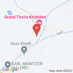 Map GRAND TIROLIA HOTEL KITZBUHEL, CURIO COLLECTION BY HILTON