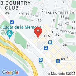 Map SOUL MATE INN