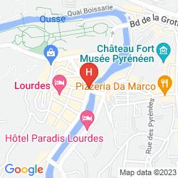 Map AGENA PONT VIEUX